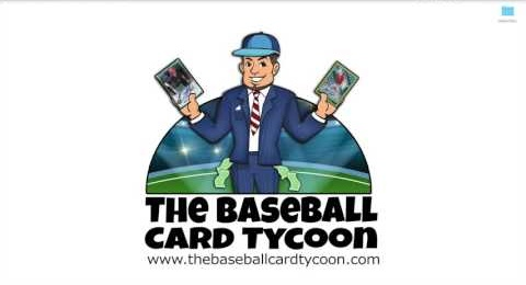 How to make money with baseball cards investing idea #2